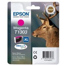 Epson Cartuccia d'inchiostro magenta C13T13034010 T1303 circa 755 pagine 10.1ml