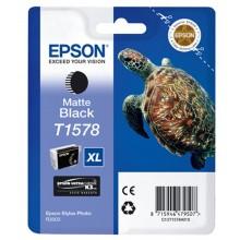 Epson Cartuccia d'inchiostro nero (opaco) C13T15784010 T1578 25.9ml