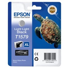 Epson Cartuccia d'inchiostro light light black C13T15794010 T1579 25.9ml