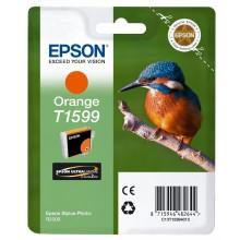 Epson Cartuccia d'inchiostro arancione C13T15994010 T1599 17ml
