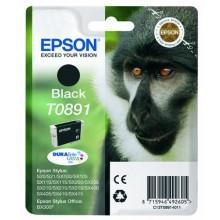 Epson Cartuccia d'inchiostro nero C13T08914011 T0891 circa 170 pagine 5.8ml