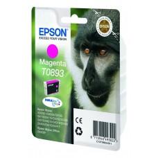 Epson Cartuccia d'inchiostro magenta C13T08934011 T0893 circa 135 pagine 3.5ml