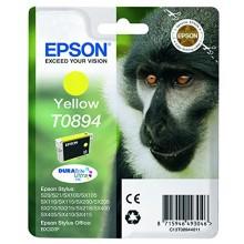 Epson Cartuccia d'inchiostro giallo C13T08944011 T0894 circa 225 pagine 3.5ml