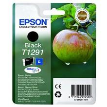 Epson Cartuccia d'inchiostro nero C13T12914011 T1291 circa 385 pagine 11.2ml