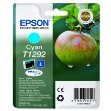 Epson Cartuccia d'inchiostro ciano C13T12924011 T1292 circa 470 pagine 7ml