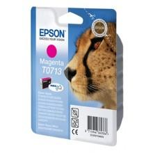Epson Cartuccia d'inchiostro magenta C13T07134011 T0713 circa 250 pagine 5.5ml