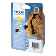 Epson Cartuccia d'inchiostro giallo C13T07144011 T0714 circa 415 pagine 5.5ml