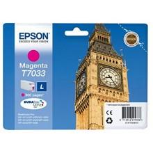 Epson Cartuccia d'inchiostro magenta C13T70334010 T7033 circa 800 pagine