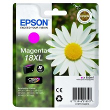 Epson Cartuccia d'inchiostro magenta C13T18134010 T1813 circa 450 pagine 6.6ml Cartuccie d'inchiostro XL