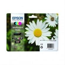 Epson Multipack nero / ciano / magenta / giallo C13T18164010 T1816 4 cartucce d'inchiostro XL: T1811 + T1812 + T1813 + T1814