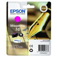 Epson Cartuccia d'inchiostro magenta C13T16234010 T1623 circa 165 pagine 3.1ml standard