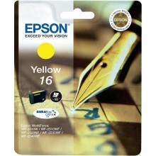 Epson Cartuccia d'inchiostro giallo C13T16244010 T1624 circa 165 pagine 3.1ml standard