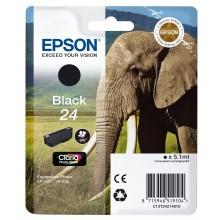 Epson Cartuccia d'inchiostro nero C13T24214010 T2421 circa 240 pagine 5.1ml
