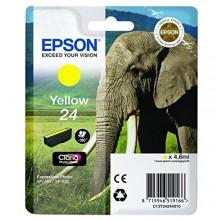 Epson Cartuccia d'inchiostro giallo C13T24244010 T2424 circa 360 pagine 4.6ml