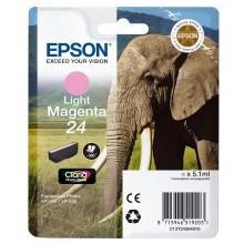 Epson Cartuccia d'inchiostro magenta chiara C13T24264010 T2426 circa 360 pagine 5.1ml