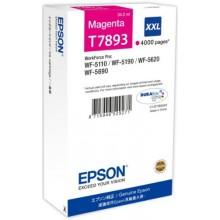 Epson Cartuccia d'inchiostro magenta C13T789340 T7893 circa 4000 pagine 34.2ml XXL