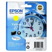 Epson Cartuccia d'inchiostro giallo C13T27044010 T2704 circa 300 pagine 3.6ml