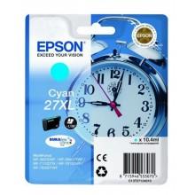 Epson Cartuccia d'inchiostro ciano C13T27124010 T2712 circa 1100 pagine 10.4ml XL