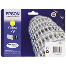 Epson Cartuccia d'inchiostro giallo C13T79144010 T7914 circa 800 pagine 6.5ml 79