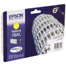 Epson Cartuccia d'inchiostro giallo C13T79044010 T7904 circa 2000 pagine 17.1ml 79XL