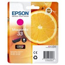 Epson Cartuccia d'inchiostro magenta C13T33434010 T3343 circa 300 pagine 4.5ml