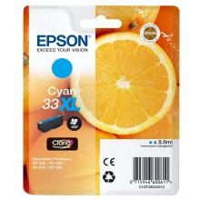 Epson Cartuccia d'inchiostro ciano C13T33624010 T3362 circa 650 pagine XL