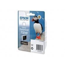 Epson Cartuccia d'inchiostro Trasparente C13T32404010 T3240 circa 3350 pagine 14ml