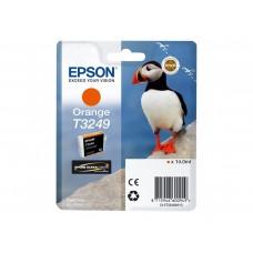 Epson Cartuccia d'inchiostro Arancione C13T32494010 T3249 circa 980 pagine 14ml