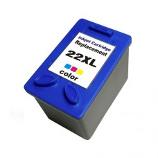 Compatibile rigenerato garantito HP 22 Cartuccia d'inchiostro colore Compatibile rigenerato garantito C9352AE