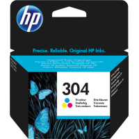 HP 304 (N9K05AE 304) Cartuccia tricolore Originale