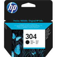 HP 304 (N9K06AE) Cartuccia nero Originale
