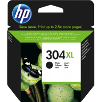 HP 304 (N9K08AE 304 XL) Cartuccia nero Originale