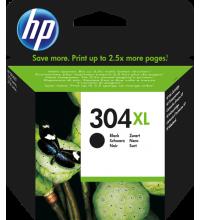 HP 304 (N9K08AE 304 XL) Cartuccia nero Originale