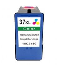 Lexmark colore 18C2180E 37 XL compatibile rigenerato garantito