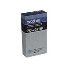 Brother nastro a trasferimento termico PC-204RF a 4 pezzi