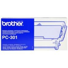 Brother nastro a trasferimento termico PC-301 incl. cartuccia multipla