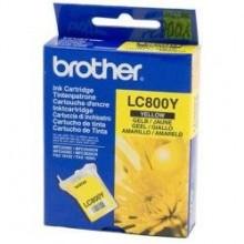 Brother Cartuccia d'inchiostro giallo LC-800y circa 400 pagine