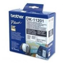 Brother Etichette DK-11219 etichette,  12 mm, 1200 pezzi/rullo