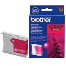 Brother Cartuccia d'inchiostro magenta LC1000m LC-1000 circa 400 pagine