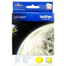 Brother Cartuccia d'inchiostro giallo LC1000y LC-1000 circa 400 pagine