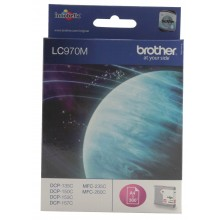 Brother Cartuccia d'inchiostro magenta LC970m LC-970 circa 300 pagine