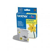 Brother Cartuccia d'inchiostro giallo LC970y LC-970 circa 300 pagine