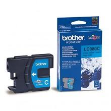 Brother Cartuccia d'inchiostro ciano LC980c LC-980 circa 260 pagine