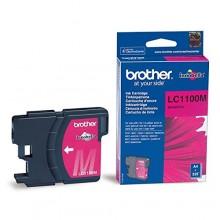 Brother Cartuccia d'inchiostro magenta LC1100m LC-1100 circa 325 pagine
