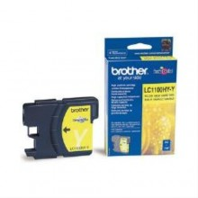 Brother Cartuccia d'inchiostro giallo LC1100hyy LC-1100 circa 750 pagine