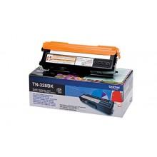 Brother toner nero TN-328BK circa 6000 pagine