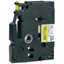 Brother nastro laminato nero su giallo TZe-FX631 TZ-FX631 12 mm x 8 m