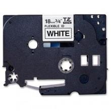 Brother nastro laminato nero su bianco TZe-FX241 TZ-FX241 18 mm x 8 m, laminato
