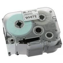 Brother nastro laminato nero su bianco TZe-S261 TZ-S261 36 mm x 8 m, laminato