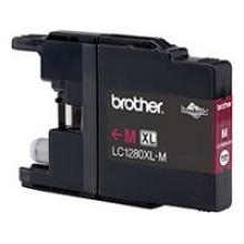 Brother Cartuccia d'inchiostro magenta LC-1280XLM LC-1280 XL circa 1200 pagine